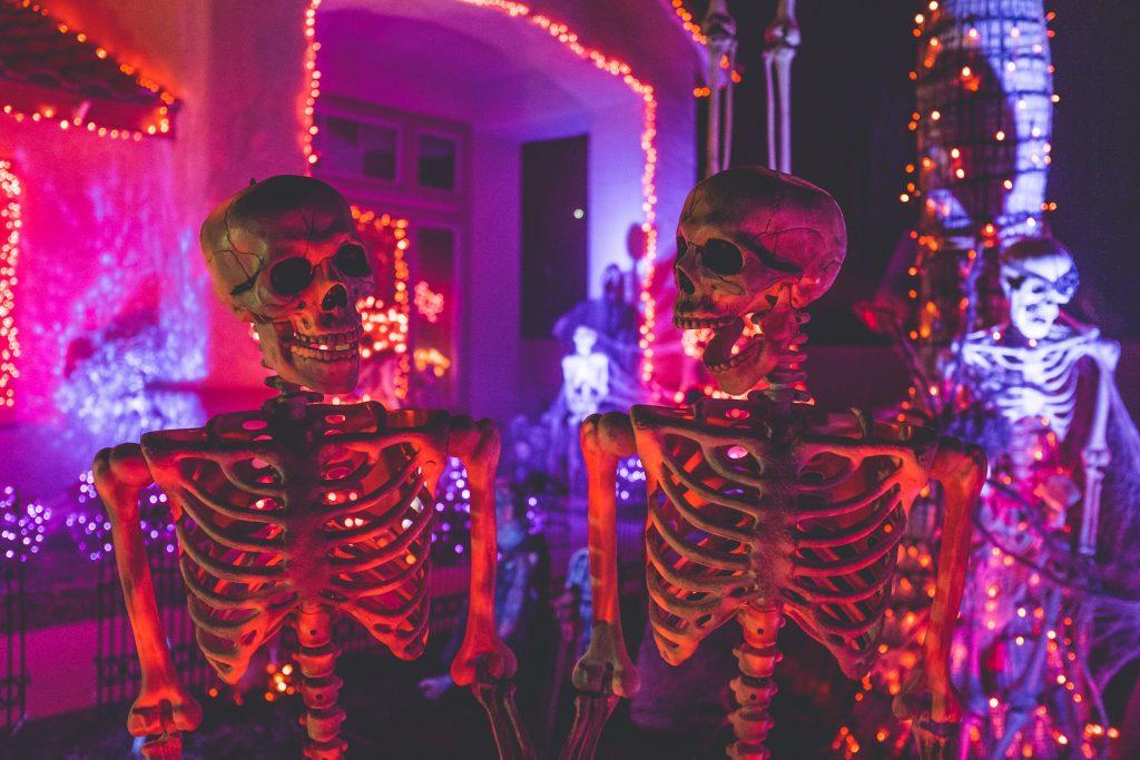 Halloween, événement culturel majeur de l'automne